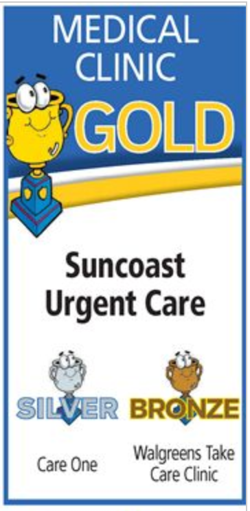 Suncoast Urgent Care | In The News | New Port Richey FL | Spring Hill FL | Trinity FL